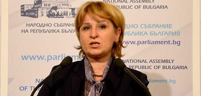 диана йорданова, ГЕРБ, бюджет
