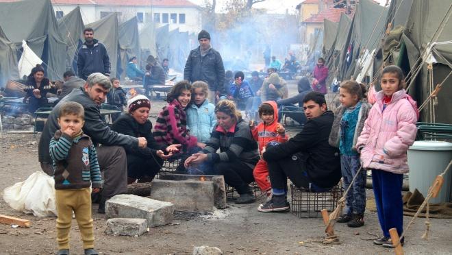 бежанци харманли