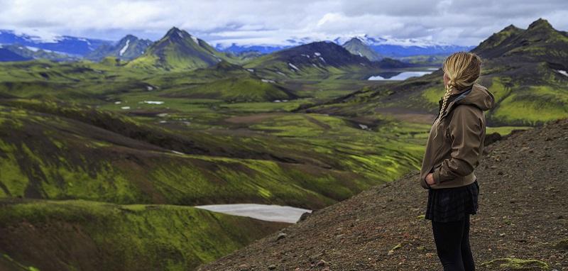 Iceland, Исландия, Рейкявик, гейзери, северно сияние
