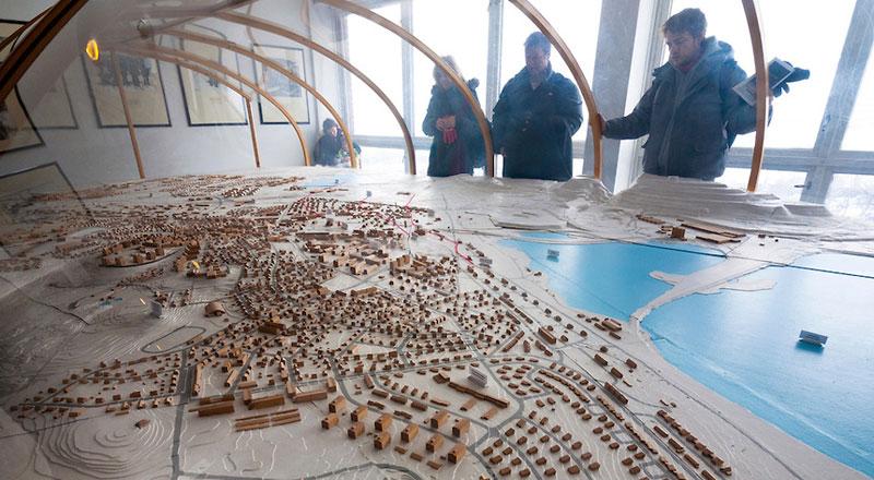 Kiruna New Map