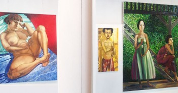 Петринел Гочев, изложба, картини