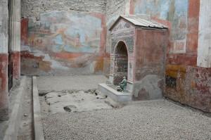 Неапол, Помпей