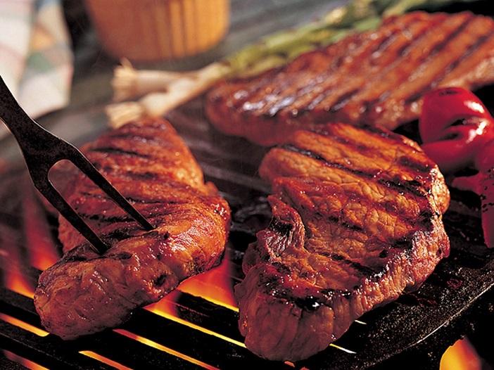 червено месо, инсулт
