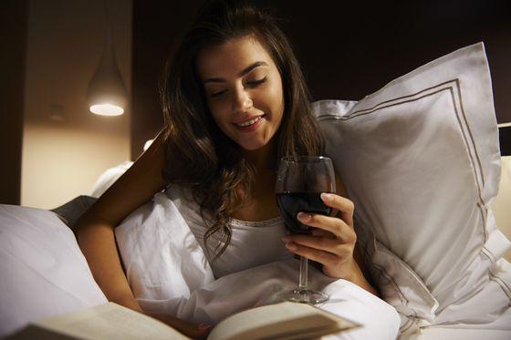 alkochol i bezsanie