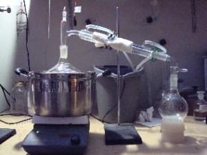 alkohol-destilacia