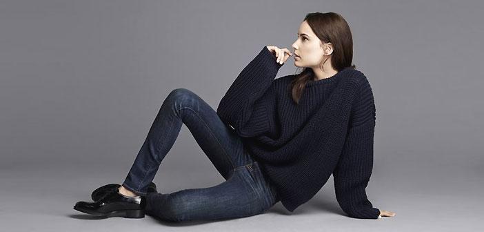 Пуловер от алпака