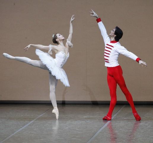 Московския театър за класически балет, турне, България