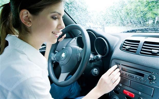 Най-опасните песни за шофиране