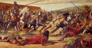 конкистадорите, инките