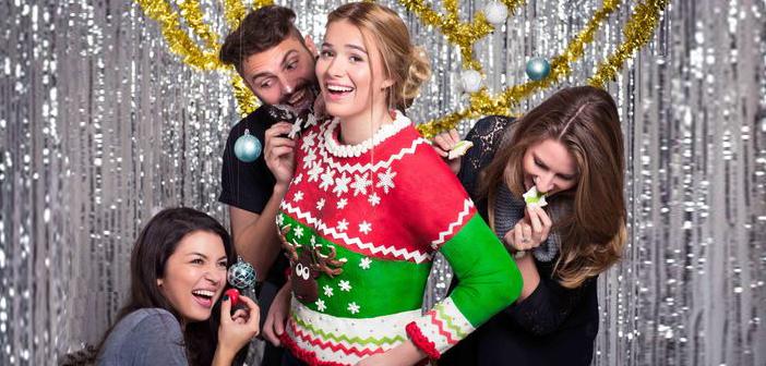 Коледа, ядлив пуловер, пудинг за 10000 евро