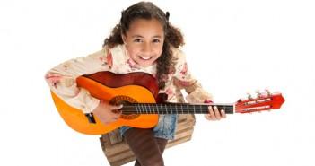 музика, деца