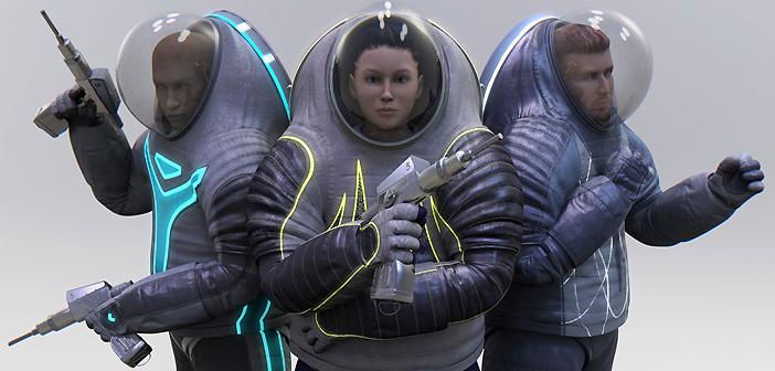 НАСА, скафандър, Марс