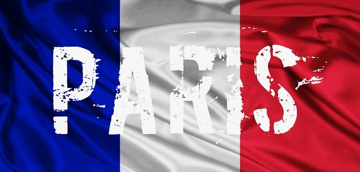 терористични атаки, Париж, аватари, флаг