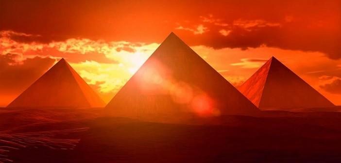 пирамиди, аномалии