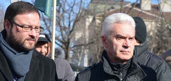 Волен Сидеров, имунитет, арест