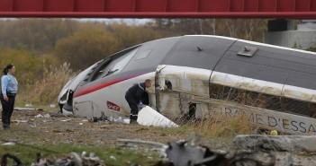 влак, инцидент, Страсбург