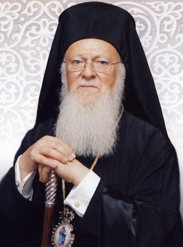 Росен Плевнелиев, вселенския патриарх Вартоломей