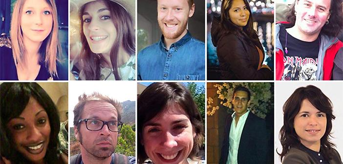 жертви, атентати в Париж