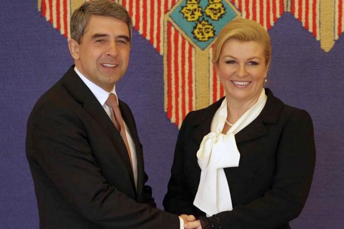 Колинда Грабар-Китарович, президент, Хърватия, папараци, секс