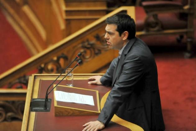Алексис Ципрас, министър-председател на Гърция