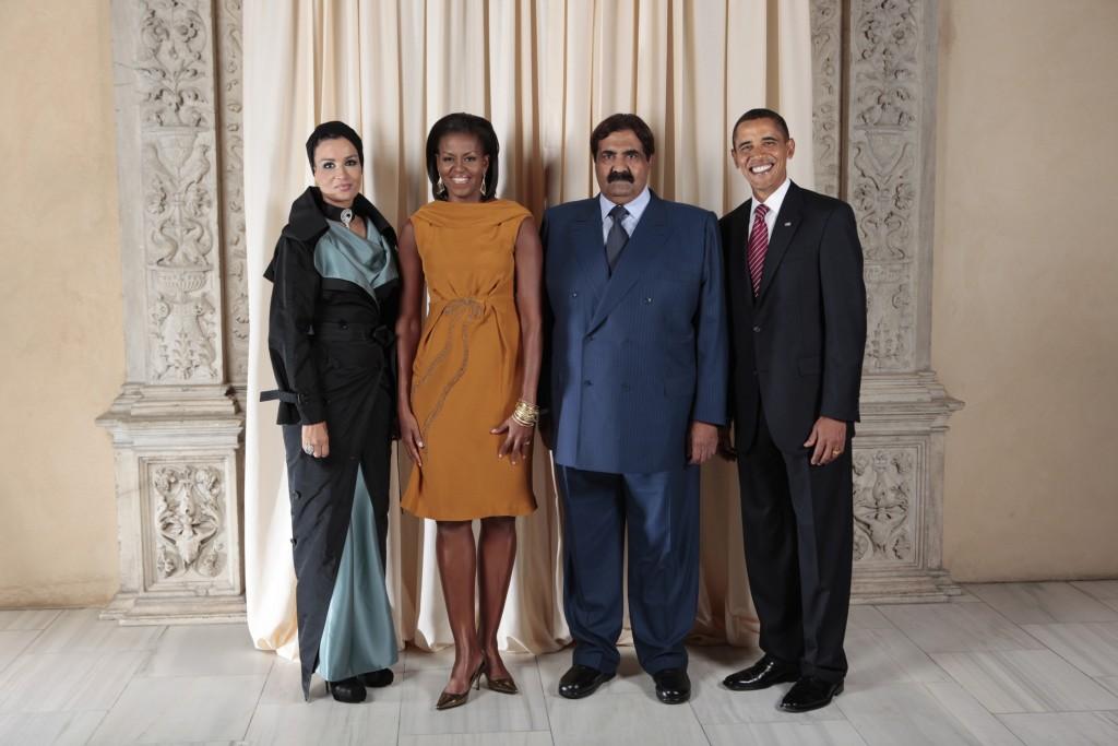 Най-влиятелната жена в арабския свят е без бурка