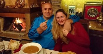 Бойко Борисов, дядо, Венета, премиер, бебе