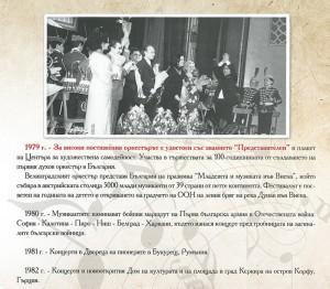 ученицески духов оркестър, мажоретен състав, Велинград, Димитър Мечев, Костадин Филипов