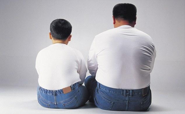апетита, баща, ДНК, дете, затлъстяване