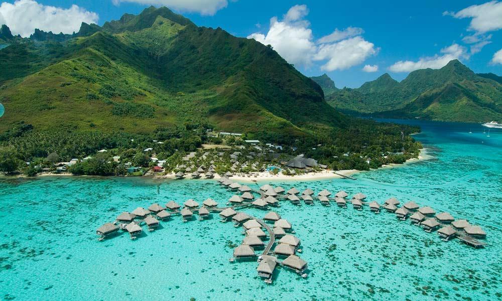Moorea, Муреа, №3 най-красив остров, Френска Полинезия, Таити