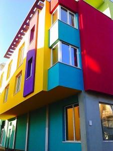 сграда, хотел, Плевен, архитектура, блок, кооперация, секс
