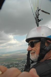 полетите със самолет и парапланер на Недялко Йорданов