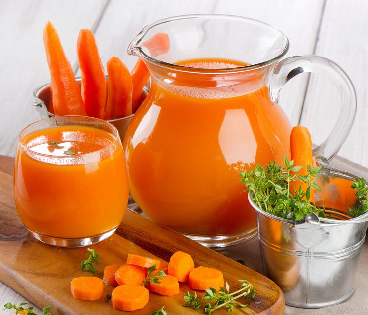 Сокът от моркови може да победи рака?