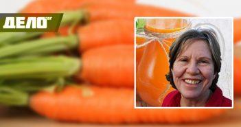 сок от моркови победи рак