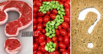 седем мита за лошото хранене