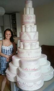 Лили Лучкова, тортите на Лили