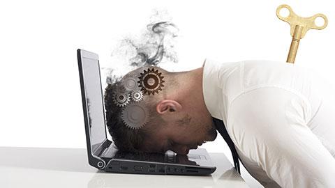 Тялото ни сигнализира със седем симптома, че е под стрес