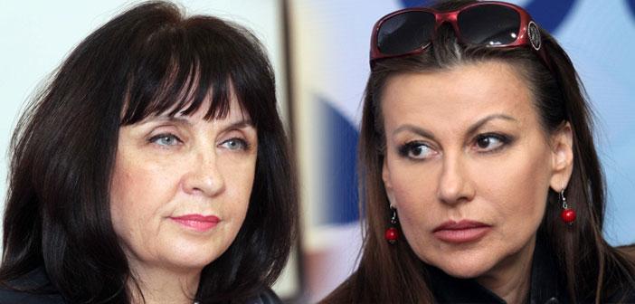 Ваня Кастрева, Илиана Раева