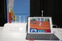 ново изобретение за деца, четка за зъби с видеоигри