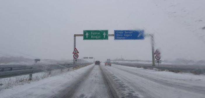 винетки, сняг, снеговалеж, Бойко Борисов