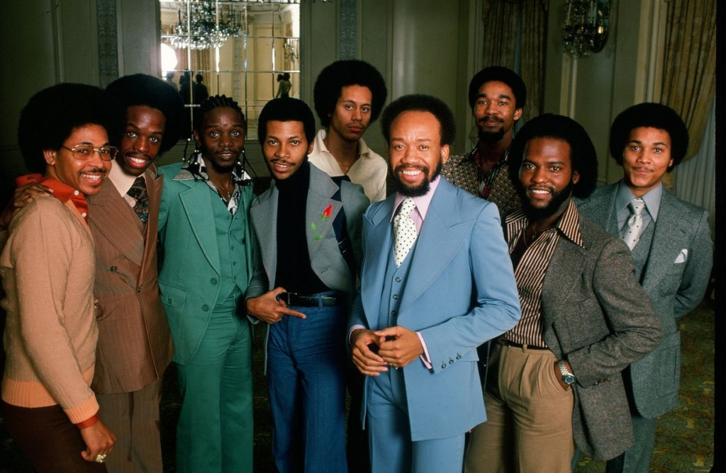 Maurice White, Earth, Wind & Fire, Морис Уайт
