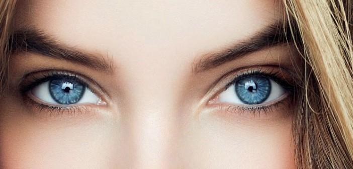 хора със сини очи