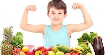 здравословно хранене за деца