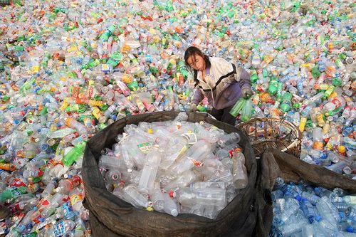 PET-plastic