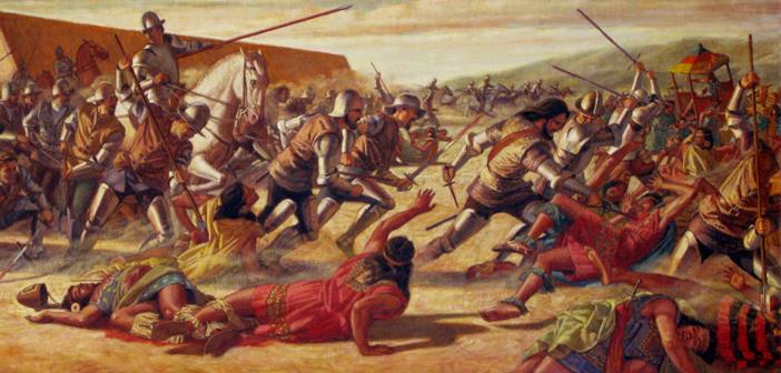 конкистадори