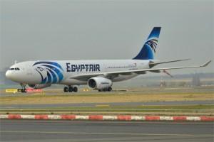 Отвлечен е пътнически самолет на EgyptAir