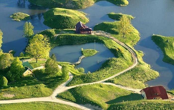 Раят на Земята съществува! Построи го латвийски милионер