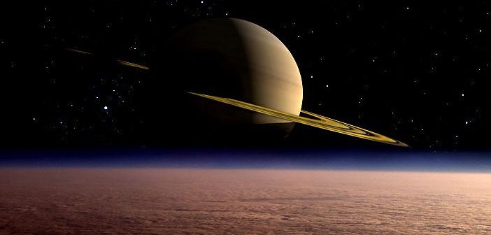 Титан, Сатурн