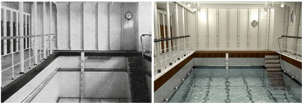 """Басейнът за пасажерите от първа класа в """"Титаник"""" е бил пълен със солена вода, този път тя няма да бъде такава"""