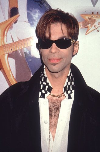 Принс, 1 януари 1998