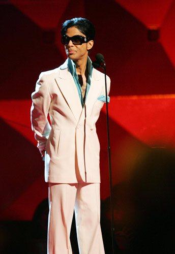 Принс, 12 февруари 2007